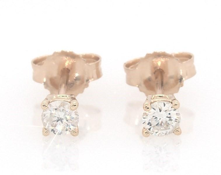 fe138d783 Segoma Image. Segoma 3D Image Player v5.1.21. Goto Segoma.com. Close. Large  View. Diamond Earrings 1/4 ct tw Round-cut 14K Yellow Gold ...