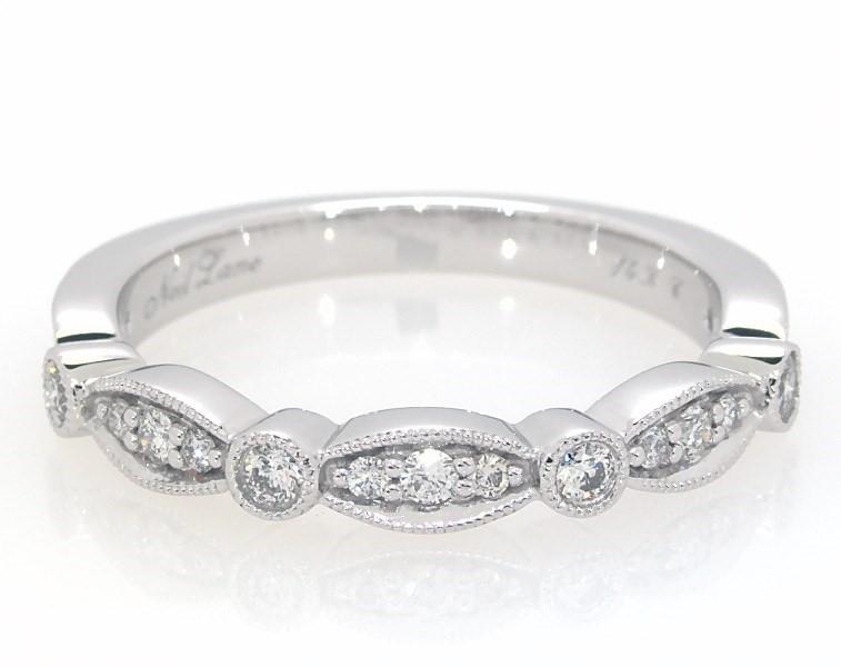 7ddebcc66 Neil Lane Diamond Band 1/4 carat tw 14K White Gold - 41300803 - Jared