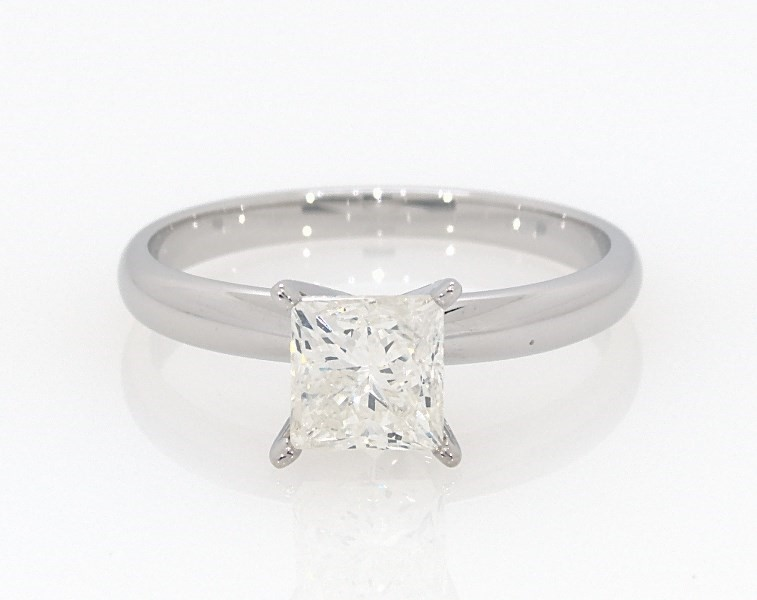 2c8276961 Segoma Image. Segoma 3D Image Player v5.1.21. Goto Segoma.com. Close. Large  View. Diamond Solitaire Ring 1 Carat Princess-Cut 14K White Gold ...