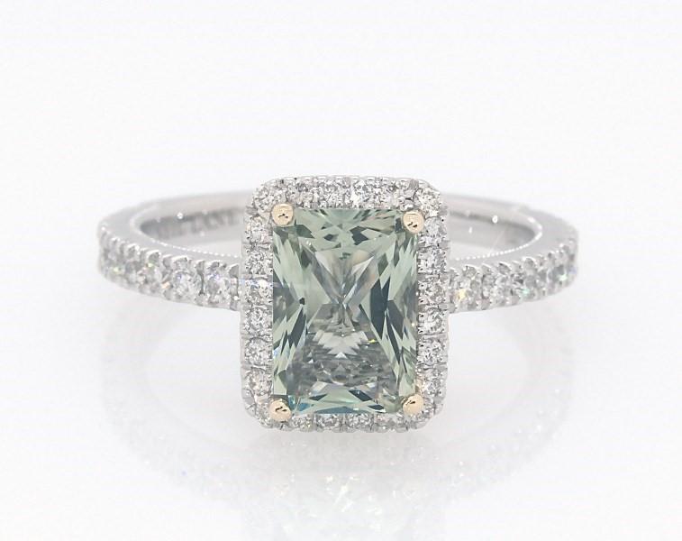 Neil Lane Quartz Engagement Ring 5/8 ct tw Diamonds 14K Gold|Kay