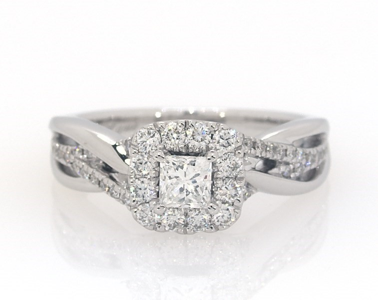 3739d786b Segoma Image. Segoma 3D Image Player v5.1.21. Goto Segoma.com. Close. Large  View. Neil Lane Engagement Ring 5/8 ct tw Diamonds 14K White Gold ...