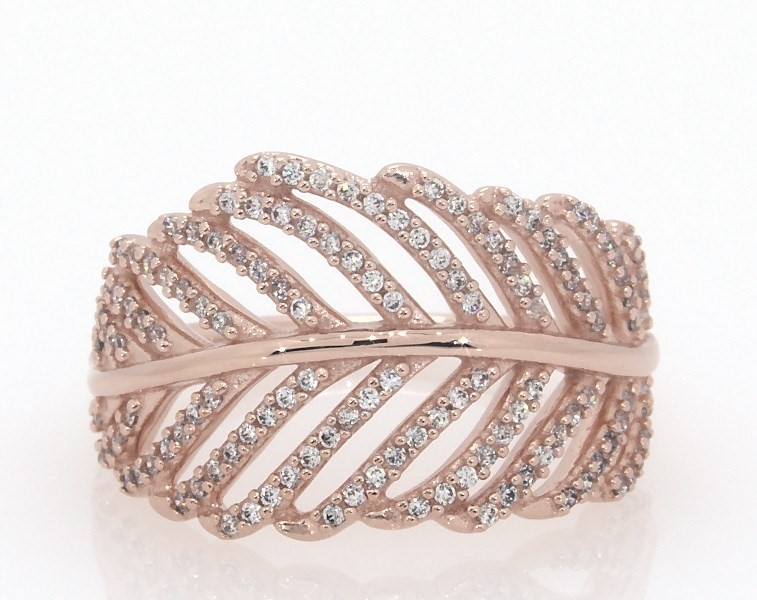 b27209a0f PANDORA Rose Ring Light as a Feather - 80228260299 - Jared