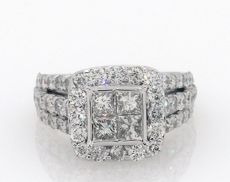 04b5dba04d152f Segoma 3D Image Player v5.1.21. Goto Segoma.com. Close. Large View. Diamond  Engagement Ring 3 Carats tw 14K White Gold ...